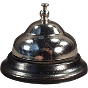 Old, Counter Bell for Hotel Desk or General Store Counter