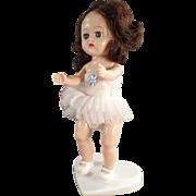 Old, Vogue, Ginny Doll Wearing Tutu - Bend Knee Walker