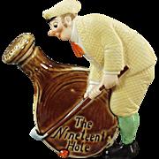 Old, Schafer & Vater Flask - 19th Hole Golfer