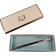 Old, Garland Ballpoint Pen - Double Ended - with Original Box
