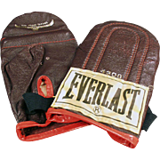 Vintage, Everlast #4308, Speed Bag Training Gloves