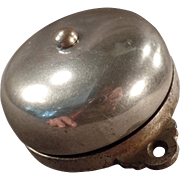 Antique, Mechanical Door Bell - Patent 1899