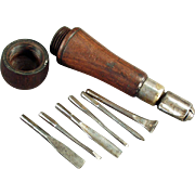 SOLD Vintage, Woodworker's Combination Tool - J.S. Fray