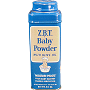 Vintage, Z.B.T. Baby Powder Tin