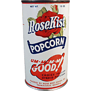 Vintage Popcorn - Rose Kist - Full, Unopened