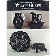 Old Reference Book - Collector's Guide to Black Glass