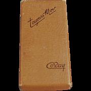 Vintage, Corday, Toujours Moi Perfume Box