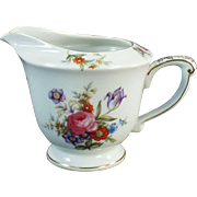 Vintage, Harmony House, Dresdania Cream Pitcher