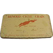 Vintage Tin - Renold Cycle Chain