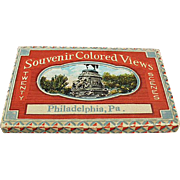Vintage, Photo Postcard Mailer - Philadelphia, Promotional