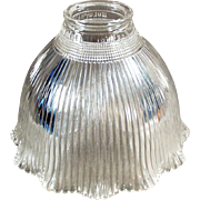 Vintage Light Shade - I-5 Holophane - Single