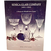Handy Reference Book - Seneca Glass Company - Stemware Identification Guide