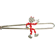 Vintage, Reddy Kilowatt Tie Bar