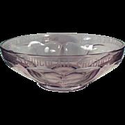 Vintage, Sun Purple Advertising Bowl - Bishop's Chocolate