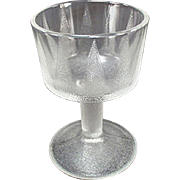 Vintage, Soda Fountain Sherbet Dish with a Deco Design - 3 Available