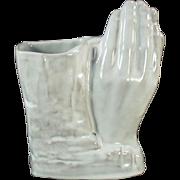 Vintage Frankoma - Praying Hands Vase