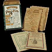 Vintage Watkins Product - Pectin Box with Nice Graphics