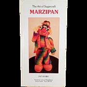 Old Book- The Art of Sugarcraft - Marzipan - Hardbound, 1986