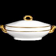 SOLD Covered Vegetable Dish - Bavarian Porcelain - Thomas - Rosenthal