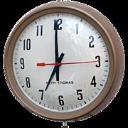 Vintage Seth Thomas wall clock
