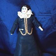 "SALE China Head 6"" dollhouse lady"