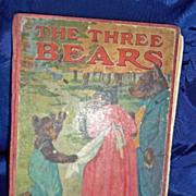 SALE The Three Bears 1919 edition