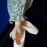 SOLD Capezio Ballet Shoes for Cissy or Miss Revlon