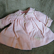 SALE Factory Vintage Coat for Medium DyDee Baby or Tiny Tears