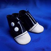 SALE Vintage MadameAlexander two Color Boots