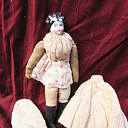 Small china with original body and clothes