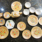 Child's china Tea Set--Japan
