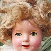 "Instant Shirley Temple Collection with 17"" doll"