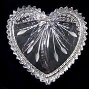 Wedgwood Covered Heart Box