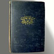 SOLD The Black Rose - 1945 Vintage Travel Fiction Book