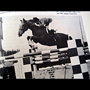 Centered Riding -- Vintage Equestrian Riding Book 1st Edition 1985
