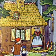 Tales from Storyland  Vintage Childrens Book Platt & Munk 1941