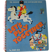 Lets Play Together Puzzle Book / Rare Book / Gift Book / World Stories / Folklore / Puzzle Gam