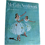 Tools Edit Promote Copy      Stats  McCalls Needlework Magazine Fall Winter 1953 / Knitting /