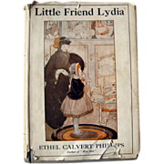 Tools Edit Promote Copy      Stats  Little Friend Lydia Vintage Book / Illustrated Book / ...