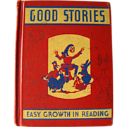 Good Stories Easy Growth in Reading Early Reader / Illustrated Book / Learning To Read / Circu
