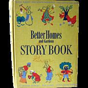 Better Homes AAnd Gardens Story Book / Little Black Sambo / Illustrated Childrens Book / Gift