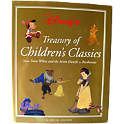 Walt Disney's Treasury of Children's Classics Special Edition / Illustrated Vintage Coffee ...