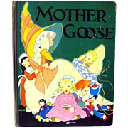 Fern Bisel Peat Mother Goose Her Best Known Rhymes / Childrens Illustrated Book / Read Aloud B