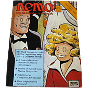 Nemo Classic Comics Library Vintage Magazine / Little Orphan Annie Edition / Unpublished ...
