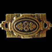 Vintage Victorian Bar Pin / Vintage Jewelry