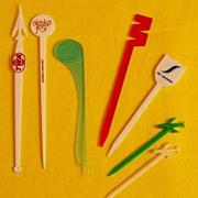 Vintage Swizzle-sticks: Airlines