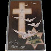 Postcard Easter Circa 1910