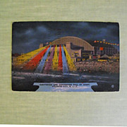 REDUCED Postcard: Atlantic City Auditorium and Convention Center circa: 1951
