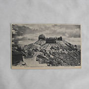REDUCED Postcard: Lick Observatory at Mt. Hamilton  early 1900s