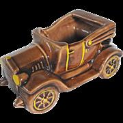 REDUCED McCoy automobile planter Circa: 1954